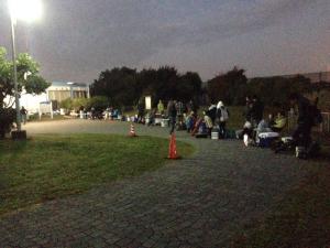 2014年11月1日 城南島海浜公園