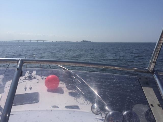 2015年9月22日再び船釣り!
