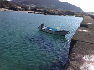 【湾外】2016年1月9日 葉山陸釣りポイント巡りツアー その1