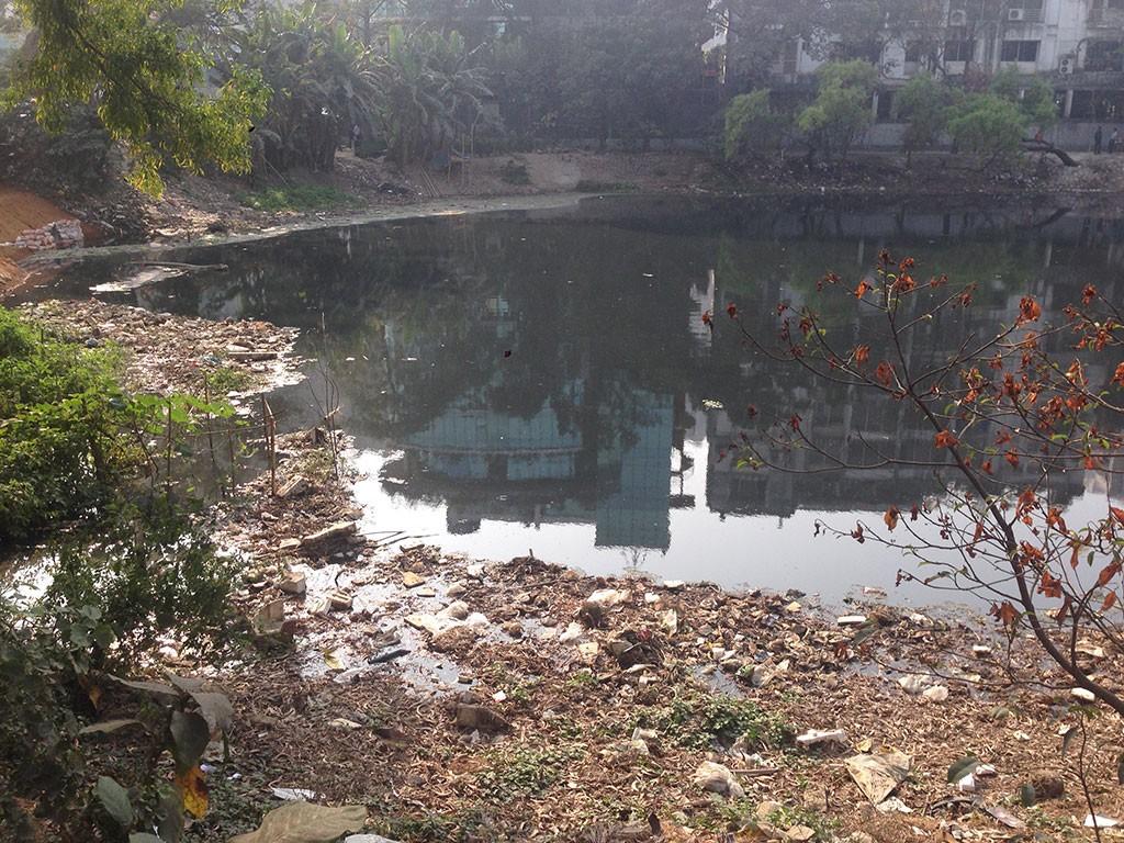 【海外】2016年2月6日 バングラデシュの釣り場調査!