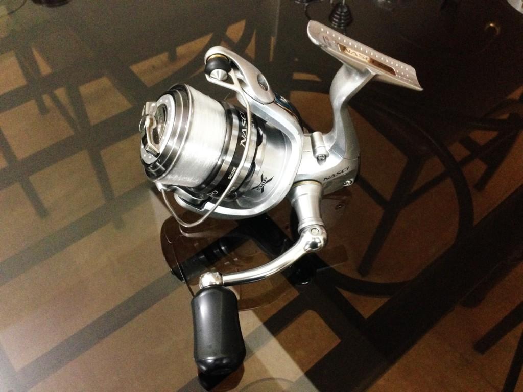 シマノ 13ナスキー 2500 先端テクノロジーも搭載されたコスパ最強リール候補!